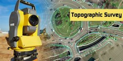 Topographic Survey Service provider in Gurgaon