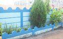 Residential Garden Curbing