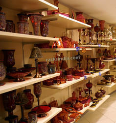 Display Racks for Handicraft Products