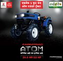 Farmtrac Atom 26.5 HP
