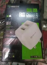 Dual USB Fast Charger