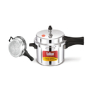 Deluxe Aluminium Induction Pressure Cookers