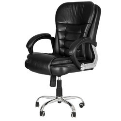 Heavy Leatherite Office Chair