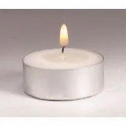 Aluminium T Lite Candle