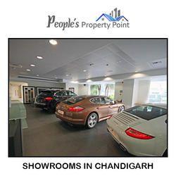 Showroom in Chandigarh