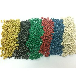 Pp Bag Multicolor HD Plastic Granule, Packaging Size: 1-30 Kg, for Plastic Industry