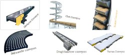90 Degree SS Conveyor