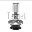 Routel- Articulated Routel With Countersunk Head Bolt