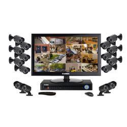 Residential Home Security Camera System