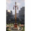 Victorian Outdoor Lamp Post