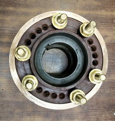 Kirloskar Ac Motor Slipring, For Industrial, Power: 101-200 KW