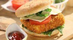 Fried Paneer Burger