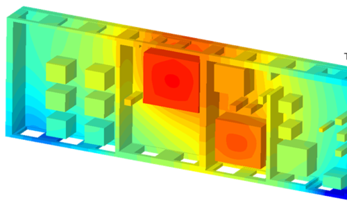 Electronics Cooling & Thermal Design Service