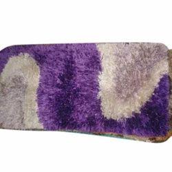Multicolor Stylish Shag Carpet