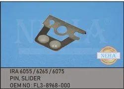 Pin, Slider ,  FL3-8968-000  IRA 6055 / 6265 / 6075