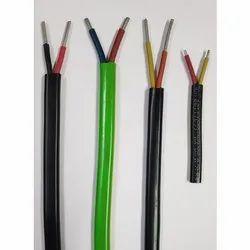 PVC Insulated 2 Core Aluminium Electric Wire