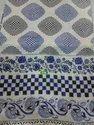 Printed Kalamkari Silk Sarees, 6 M (with Blouse Piece)