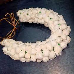 Artificial Flower Jasmine Flower Hair Gajra