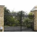 Designer Cast Iron Gate