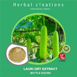 Herbal Creations Lauki Dry Extract (bottle Gourd), Packaging Type: Hdpe Drum, Pack Size: 25 Kg And 40 Kg