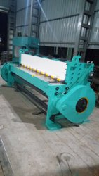 Mild Steel Shearing Machine