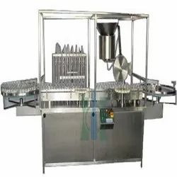 Automatic Vial Liquid Filling Machine