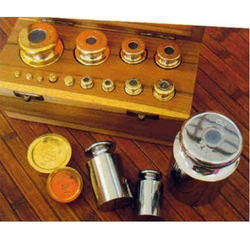Chemistry Weight Box