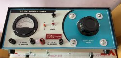 Power Pack Ac/dc 12 V.