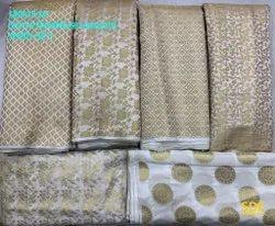 BANARASI Dyeable Fabrics