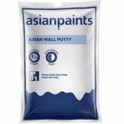 White Asian Wall Putty, Packaging Type: Bags