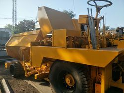 Semi Hydraulic Wet Mix Paver Finisher
