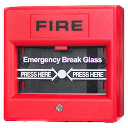 Agni Emergency Break Glass Box, For Fire Fighting