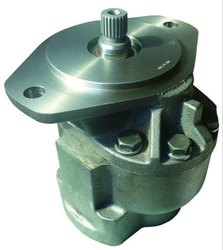Mild Steel Hydraulic Piston Pump
