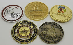 Military Medals & Medallions - Military Medal Manufacturer from New