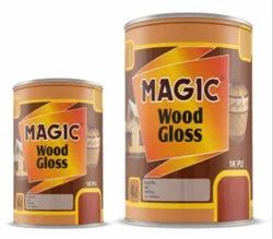 Magic High Gloss Hi-Gloss Synthetic Enamel Paint, Packaging Type: Can