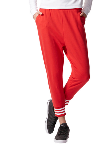 d5568687f Female Red White Women's Adidas Neo Cs Track Pants, Rs 1499 /piece ...
