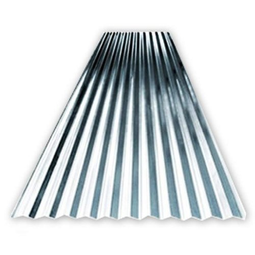 Steel / Stainless Steel Galvanized Roofing Sheets, Rs 75 /kilogram | ID:  18302930348
