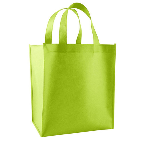 handled non woven shopping bag rs 7 piece tip top plast id