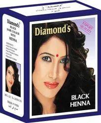Export Quality Diamond Black Henna, for Parlour