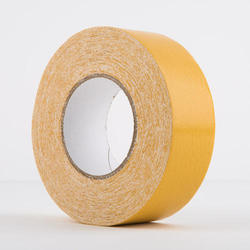 Yellow Double Sided Cloth Tape