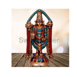 Brass Balaji Statues