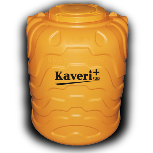 1000 L Hdpe Triple Layer Kaveri Plus Water Storage Tank