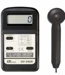 Lutron UV-340A UV Light Meter