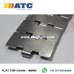 FLAT TOP CHAIN - 89MM