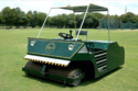 RATNA Diesel Cricket Pitch Roller