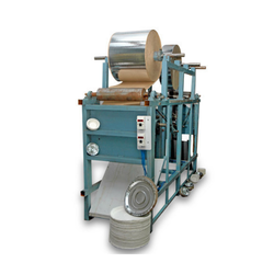 Fully Automatic Pattal Making Machine (Double Die)