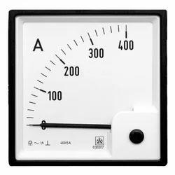 Analog acmeter