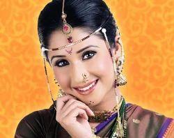 Maharashtrian Bride Gorgeous Bridal Make Up