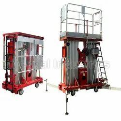 Rotating Mast Aerial Work Platform