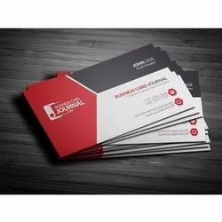 Paper Digital Visiting Card Printing Services, Location: Pan India, Dimension / Size: 3.44x2.04 Inch